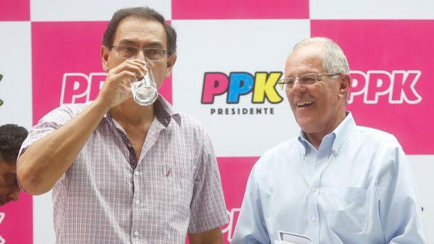 Tiembla. Candidatura de PPK podría correr la misma suerte que la de César Acuña. (Mario Zapata)