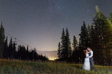 Aly and Sam's Ten Mile Station Breckenridge Wedding