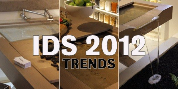 Four distinct trends from this weekend's Interior Design Show