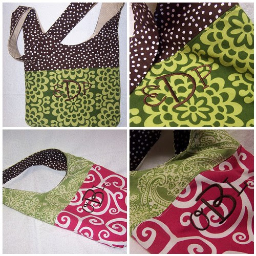 mini mail sack bag