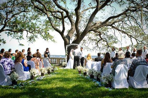 Memorial Park tree wedding Jacksonville Florida