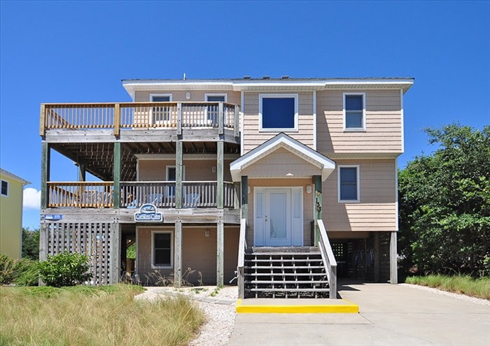 Carolina Calm - Duck Vacation Rental | OBX Connection