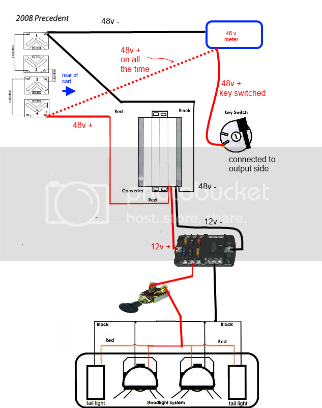 48V Club Car Wiring Diagram from lh5.googleusercontent.com
