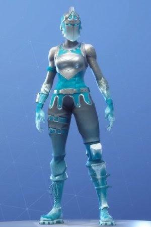 Fortnite Frozen Red Knight Thumbnail
