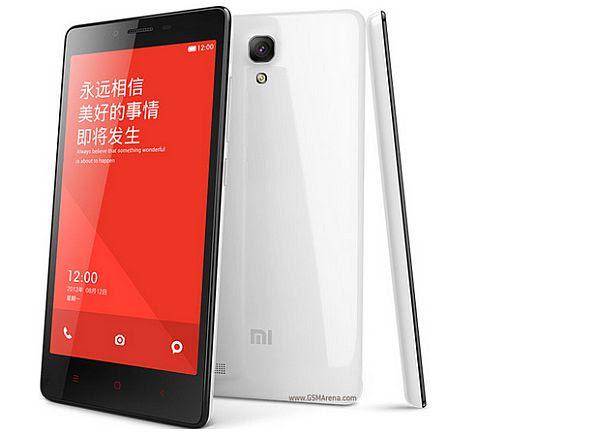 Xiaomi Redmi Note (Foto: GSMArena)