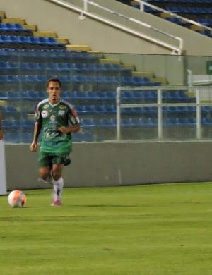 O Maranguape tentou buscar o resultado, mas acabou perdendo para o Guarany de Sobral no PV (Foto: Tom Alexandrino)