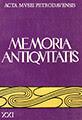 Memoria Antiqvitatis XXI