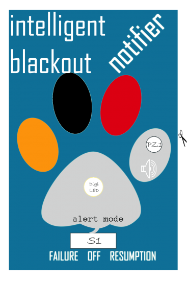 Black_Alert_Prototype_Front Panel