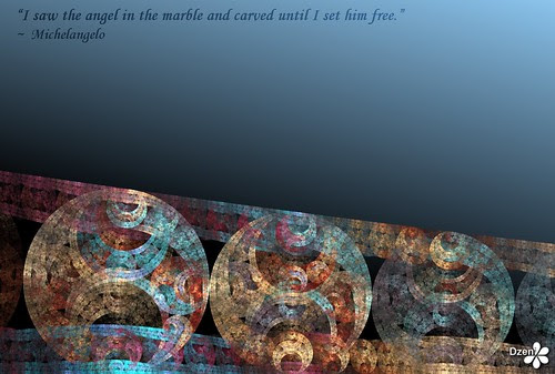 Angel Mosaic