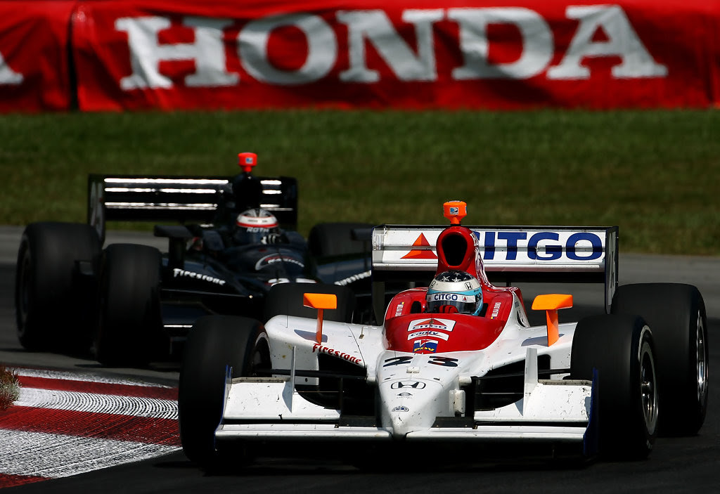 Marty Roth - Honda Indy 200
