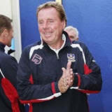 'Arry: Staying put
