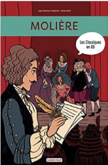 Couverture Molière