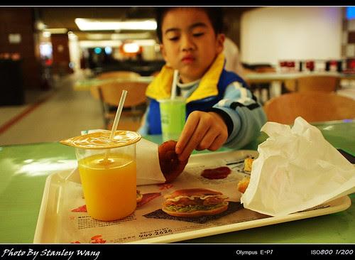 小鬼看醫生 早餐