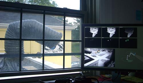 Snout control room