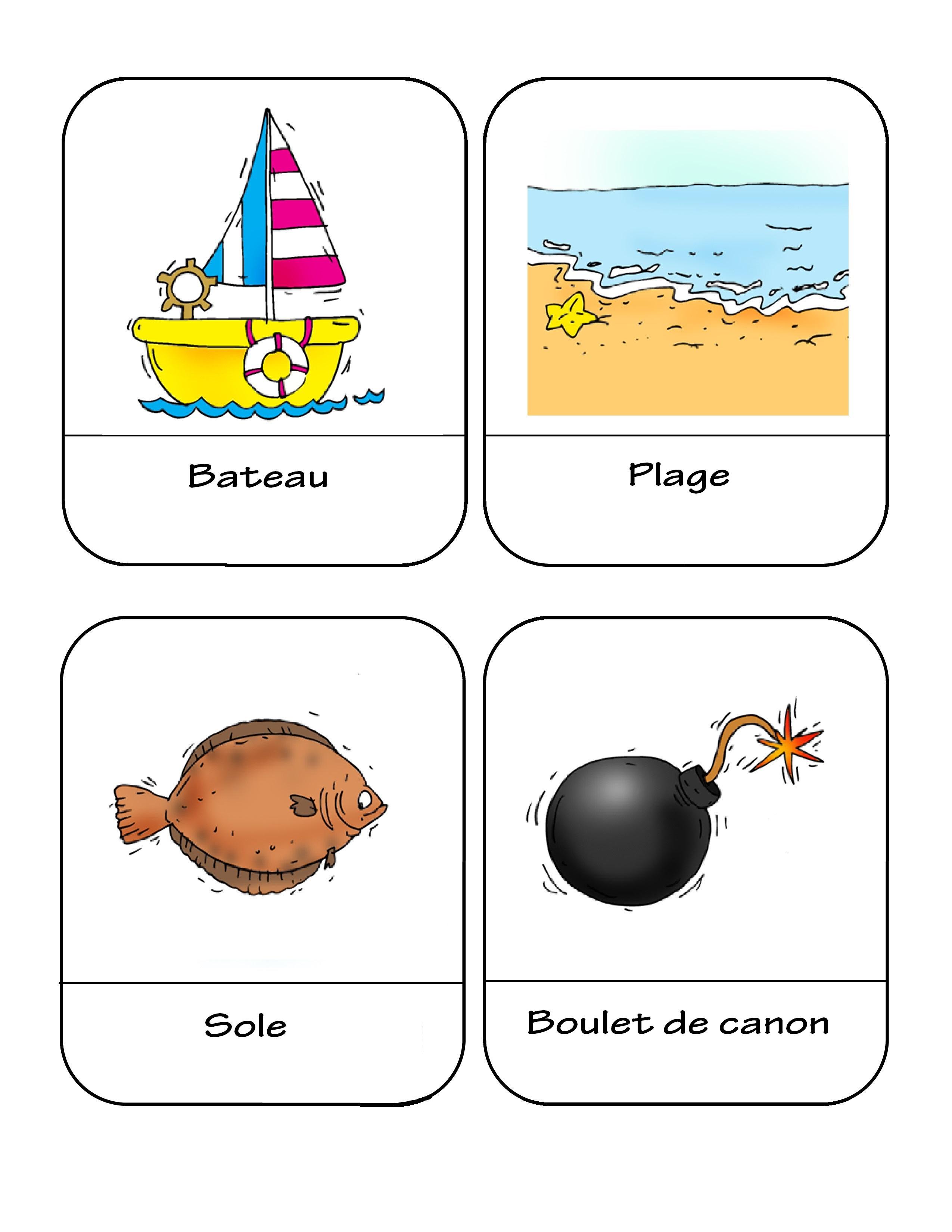 Piraci - słownictwo 5 - Francuski przy kawie