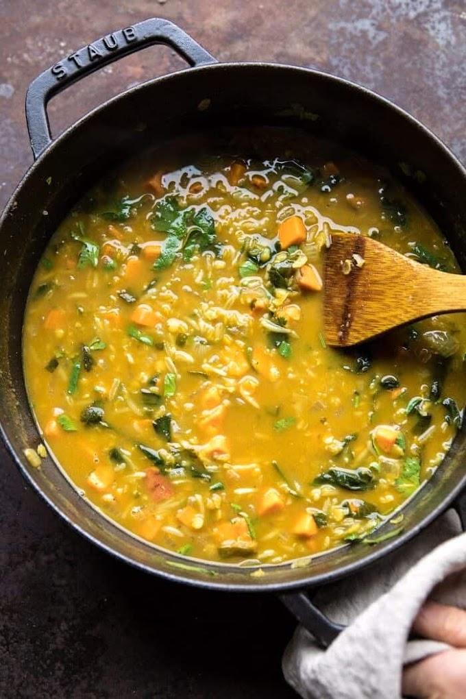 Ideas For Recipe Healthy Lentil Soup