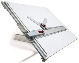 The Rotring A2 Drawing Table