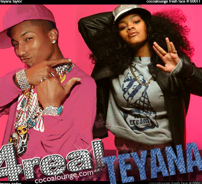 Singer, Teyana Taylor