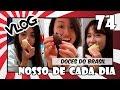 5 vídeos com reação de gringos experimentando comidas brasileira