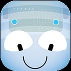 appli BlueBot pour IPad