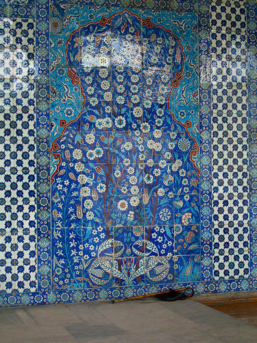 Rüstempaşa Camii tiles