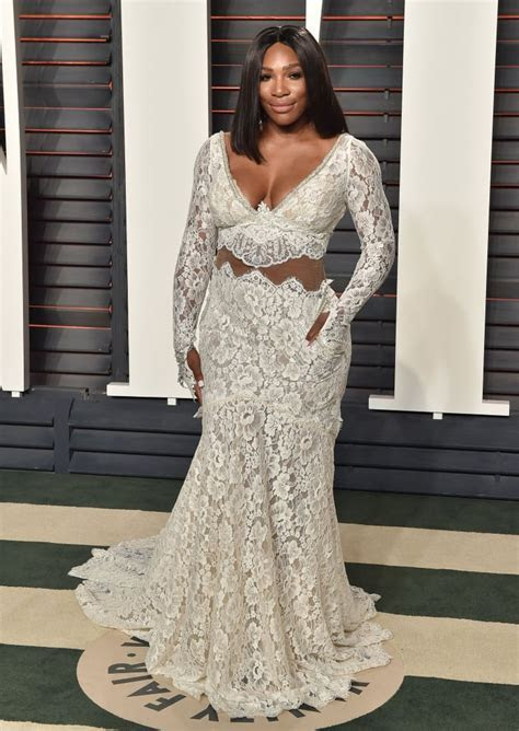 Serena Williams Dress Style   POPSUGAR Fashion