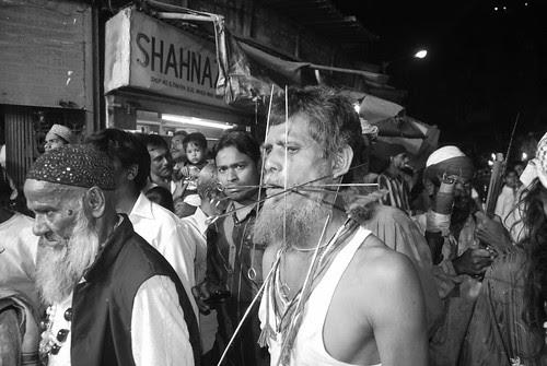 The Chancawalli Rafaees At The Sandal of Fakhruddin Shah Baba Mahim by firoze shakir photographerno1