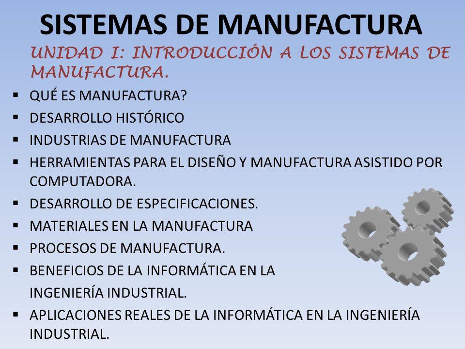 Sistemas De Manufactura Ppt Video Online Descargar