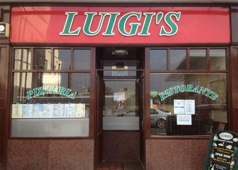 Luigi's Restaurant, Dunfermline   Restaurant Reviews