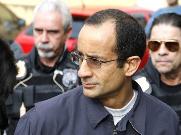 Marcelo Odebrecht preso pela Lava Jato (Foto: Cassiano Rosário/Futura Press/Estadão Conteúdo)