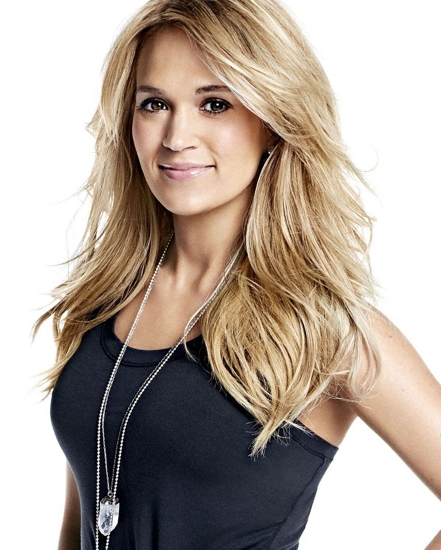 Carrie Underwood : Shape (November 2015)
