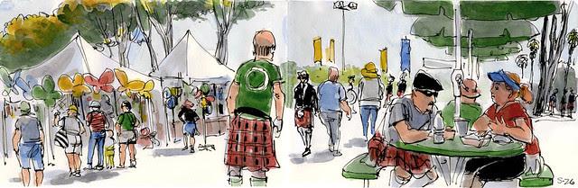 Scottish Festival 2012 #1