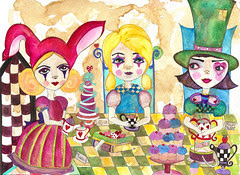 A Mad Tea Party!