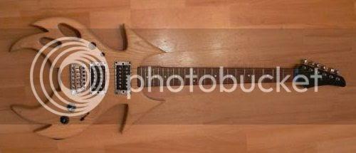 guitar blog custom hand made electric guitar. Black Bedroom Furniture Sets. Home Design Ideas