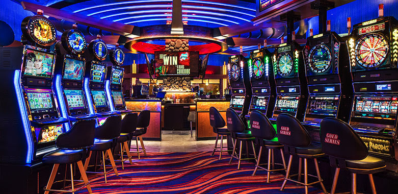 Casino slot games near me