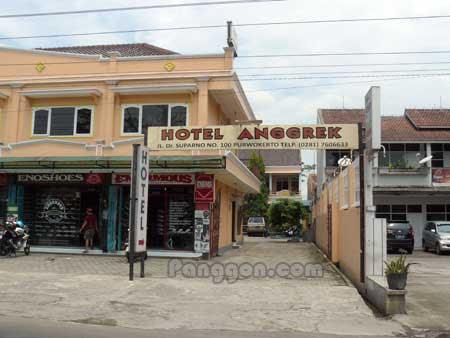 Hotel Anggrek Purwokerto