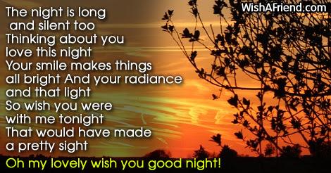 Romantic Good Night Messages