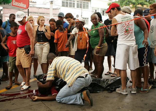 Asesinato en Río de Janeiro