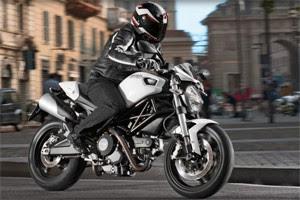 Ducati Monster 696 (Foto: Divulgação)