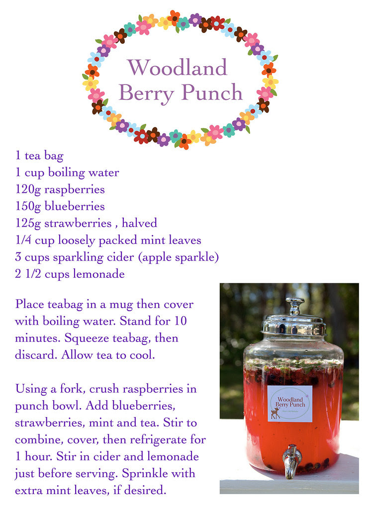 Woodland Berry Punch 1