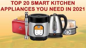 Download Top Kitchen Appliances 2021 PNG