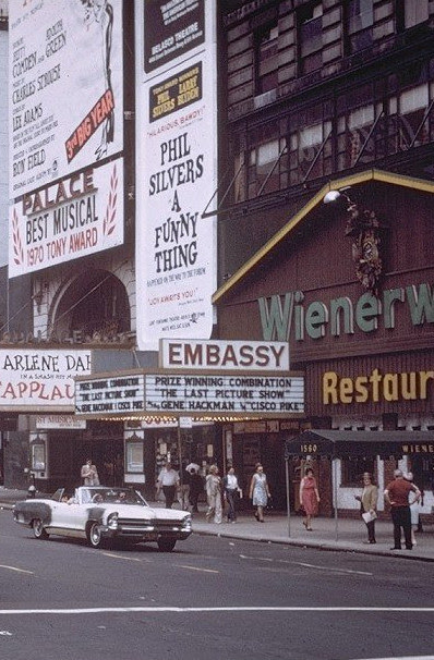 Embassy 1 Theatre In New York Ny Cinema Treasures