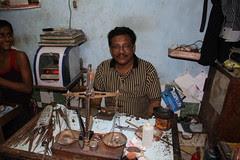 Azad Hussain my silversmith.. by firoze shakir photographerno1
