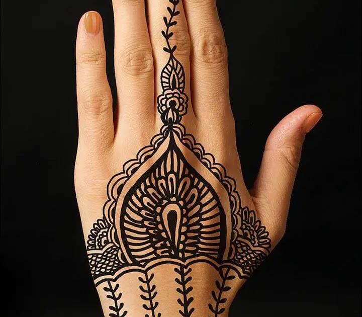 Download Gambar Henna Praktis