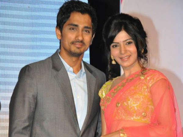 siddharth Samantha