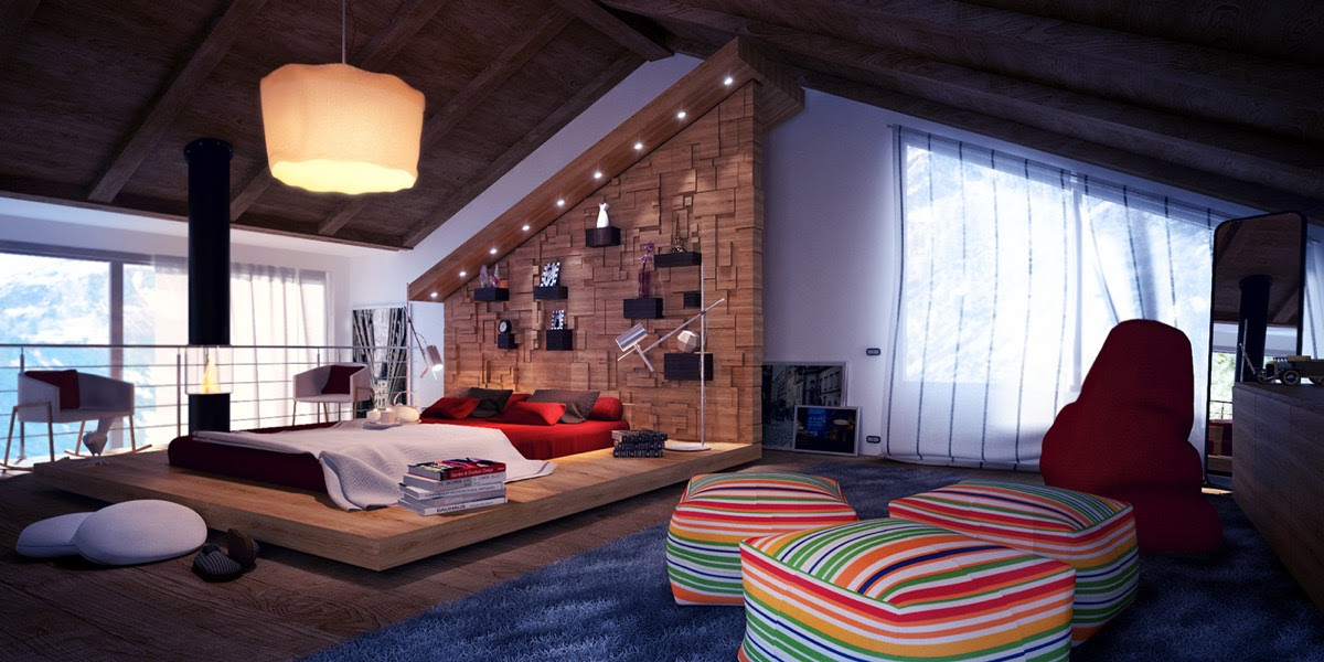 25 Amazing Attic Bedrooms That You Would Absolutely Enjoy ...