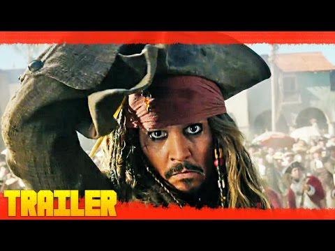 Trailer Piratas del Caribe 5
