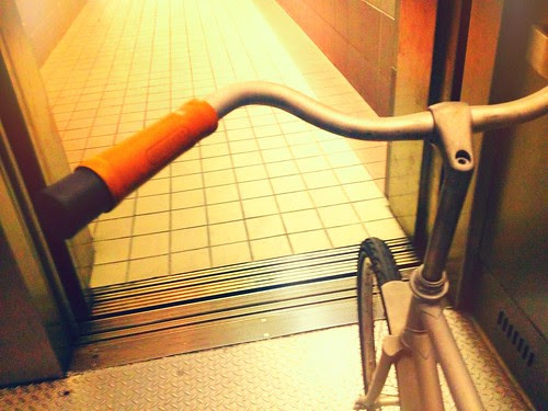 Bike on the T: Elevator