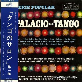 V/A el palacio del tango