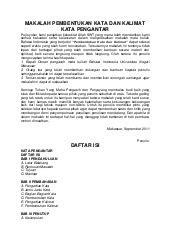 Ejaan, Diksi, Kalimat, dan Paragraf Bahasa Indonesia